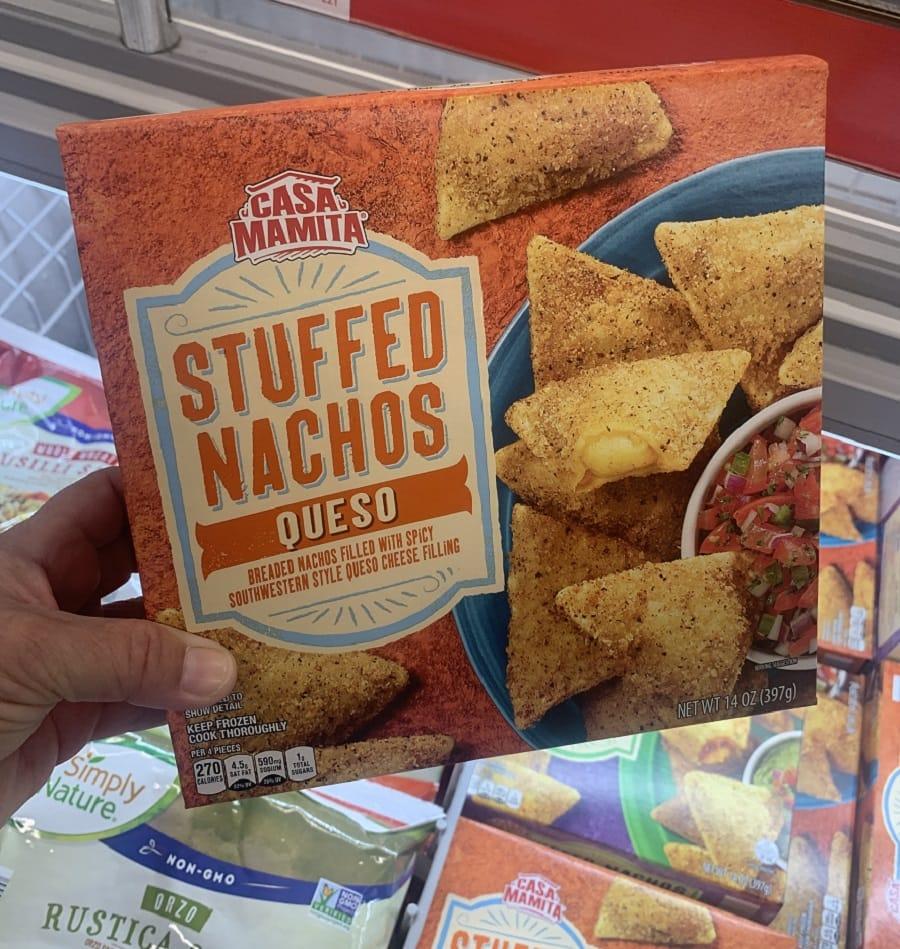 Aldi Stuffed Nachos