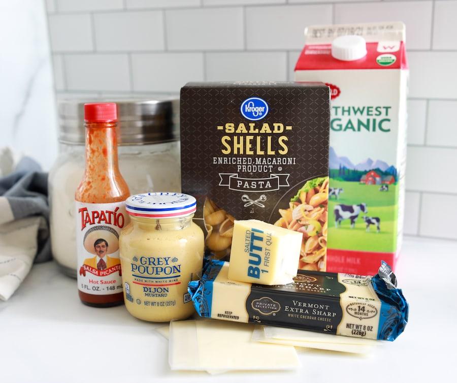 copycat panera mac and cheese ingredients