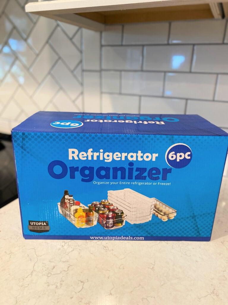 fridge organizers