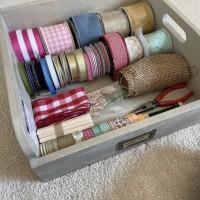 Cricut Craft Organization & My Best Furniture Deal EVER? (Such A Fun Saturday Project!)
