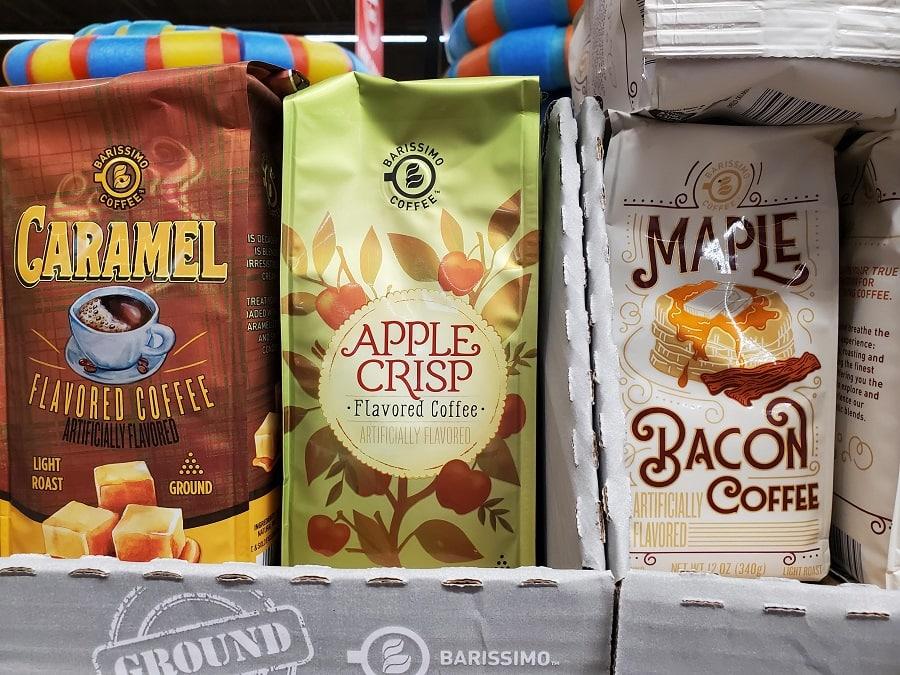 Aldi Fall Coffee