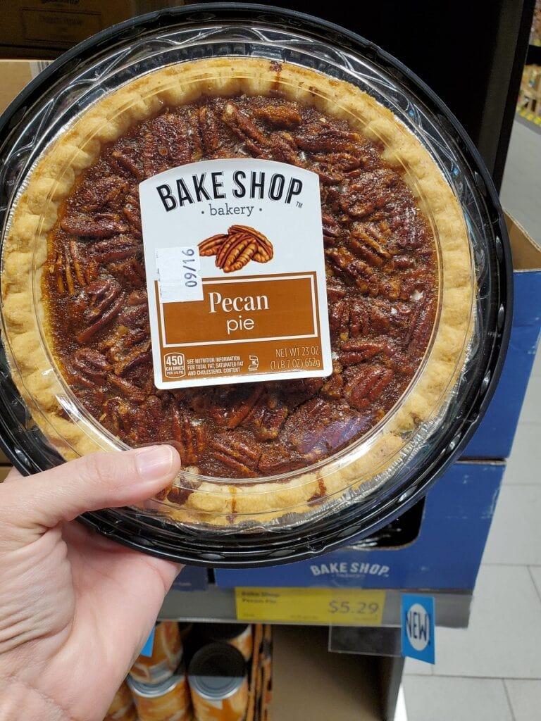 Aldi Pecan Pie