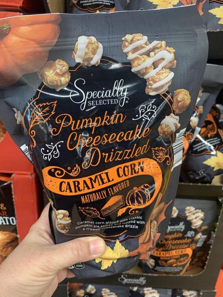 Fall Aldi Foods Caramel Corn