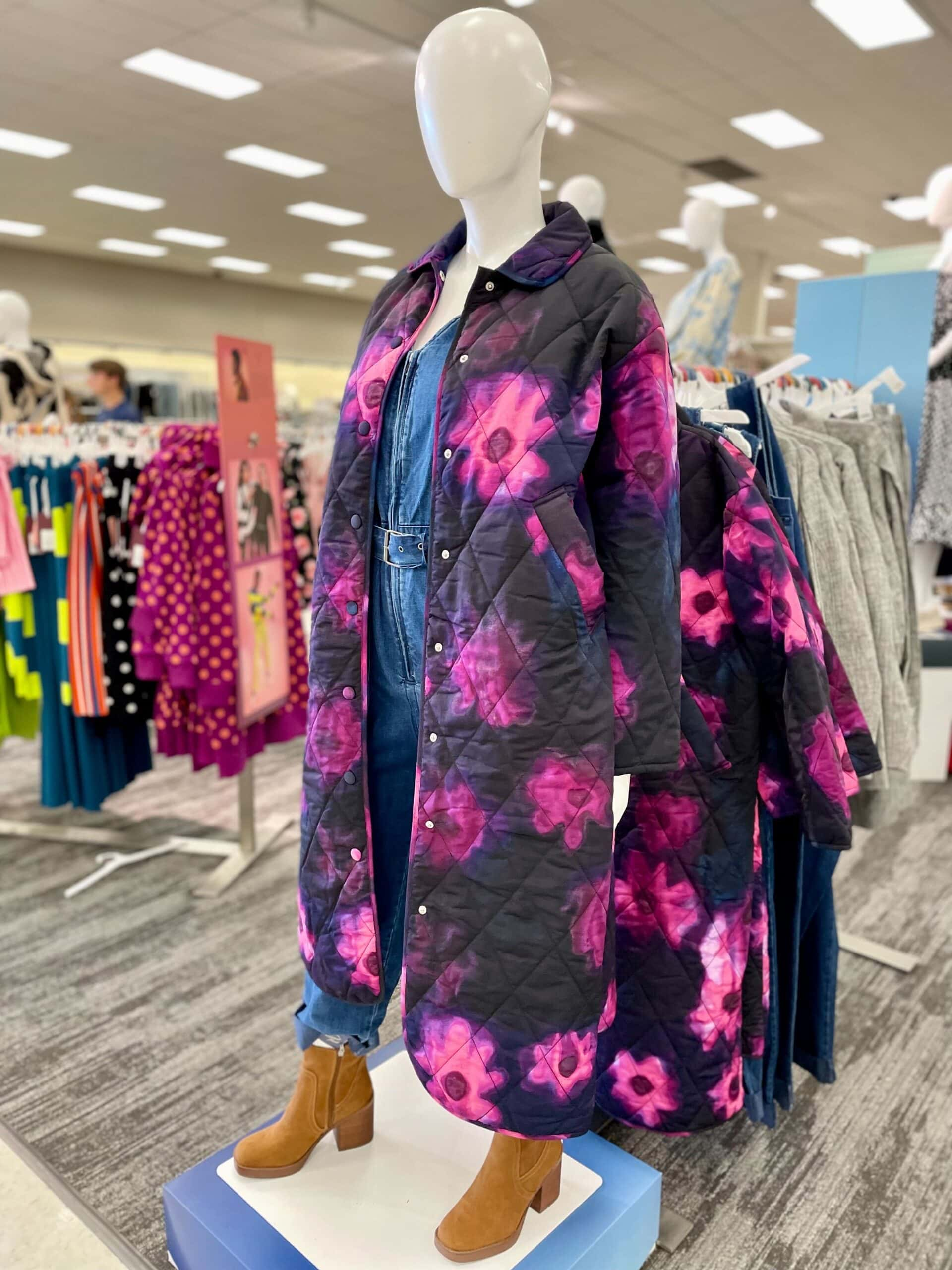 target clothes