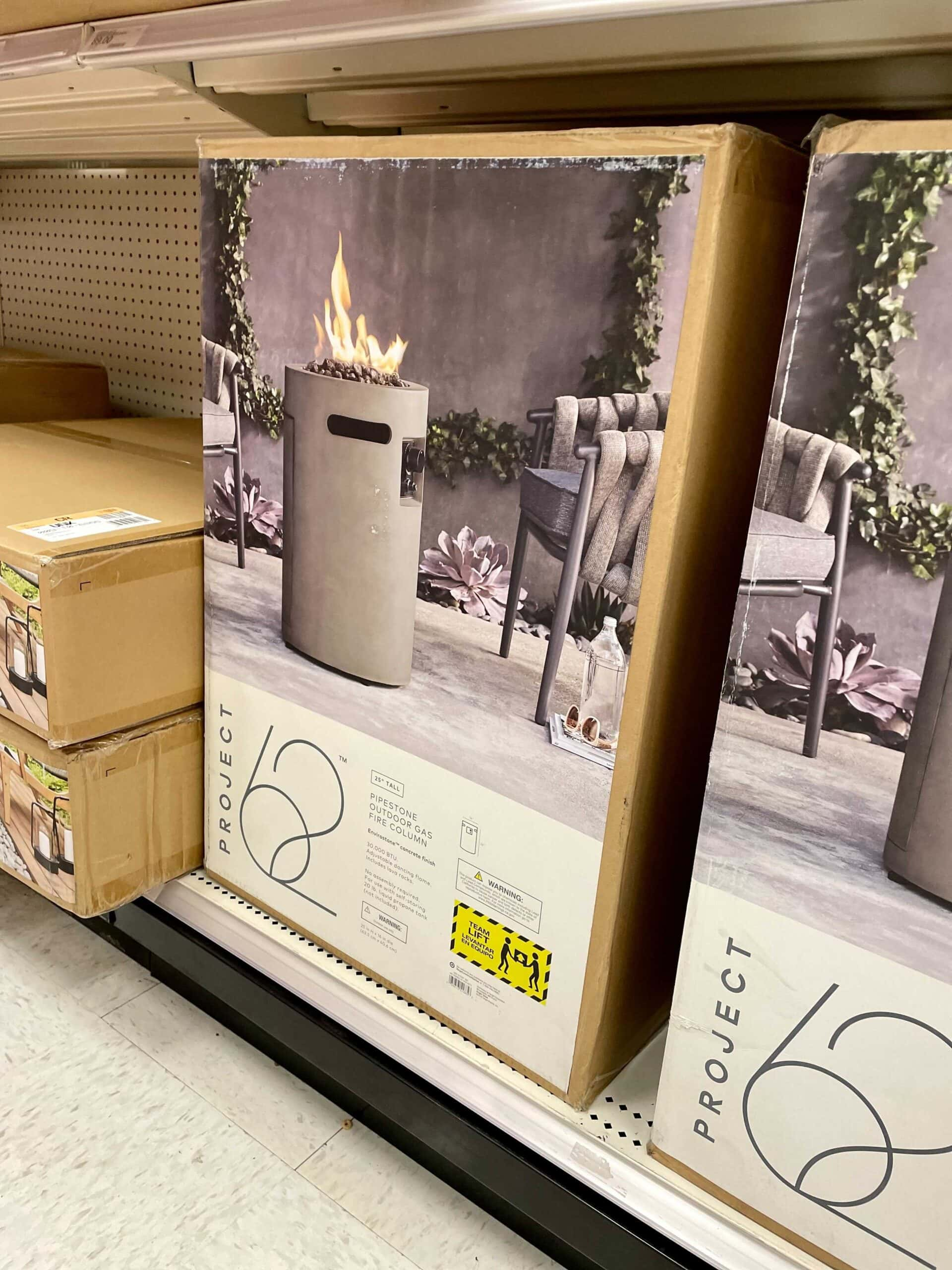 target fire pits