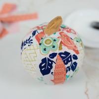 Mini Mod Podge Pumpkins (SO Darling for Fall!)