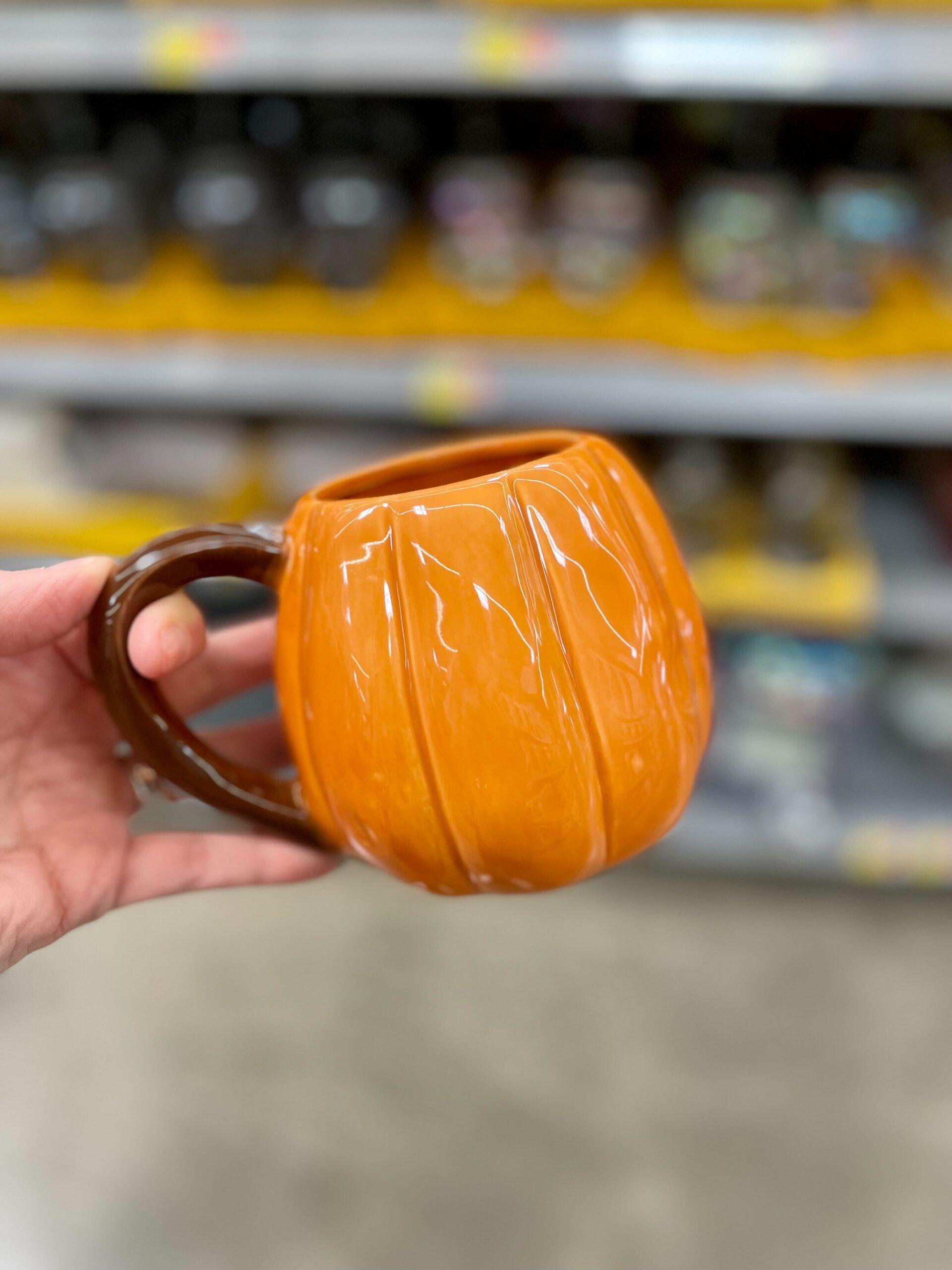 walmart fall mugs