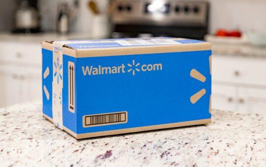 walmart box