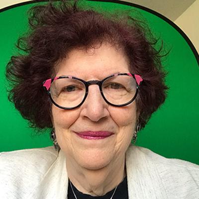 Lillian Cauldwell - Passionate World Talk Radio
