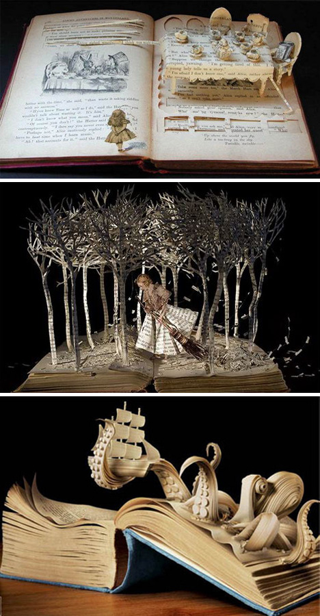 Pop-Up-Book-Carving