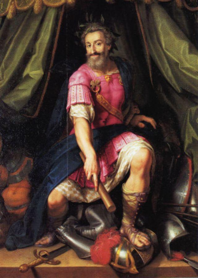 Ambroise Dubois, / Musée national du château de Pau