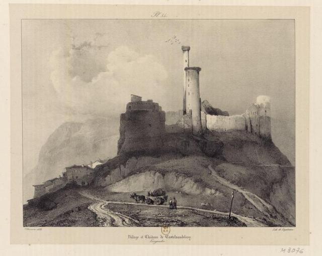château de Castelnau de Levy