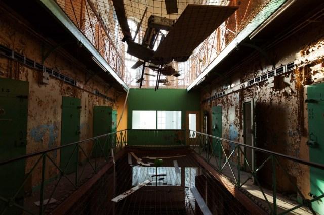 Prison abandonnée N°2