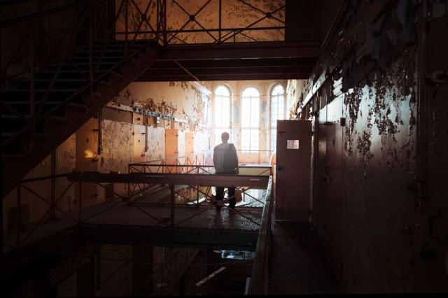Prison abandonnée n°2 - Rémi Procureur