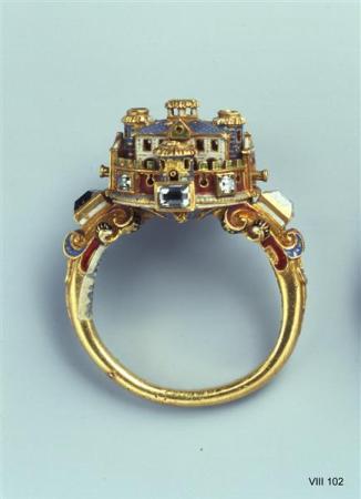 fabrication italienne, 16ème siècle.