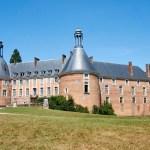 Galerie- Chateau de Saint-Fargeau