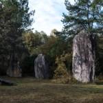 Les Menhirs de Monteneuf