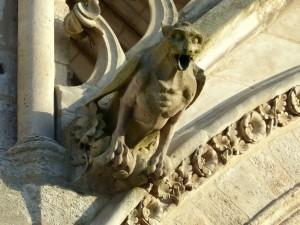 Gargouilles de la Cathédrale d'Amiens