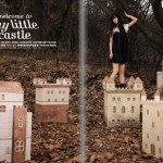 « Welcome to My Little Castle »  Vogue Girl Korea