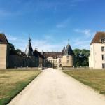 Visite du Chateau de Commarin