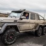 Fahrbericht Mercedes Benz G63 Amg 6x6 Passion Driving