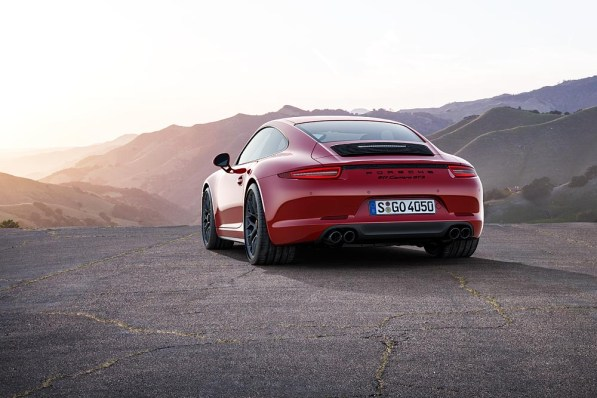 911 Carrera GTS Coupé