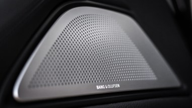 BMW M550d xDrive Bang & Olufsen Soundsystem