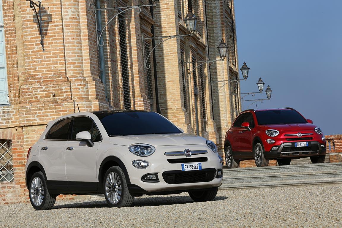 Fiat werbung neue musik Fiat 500X