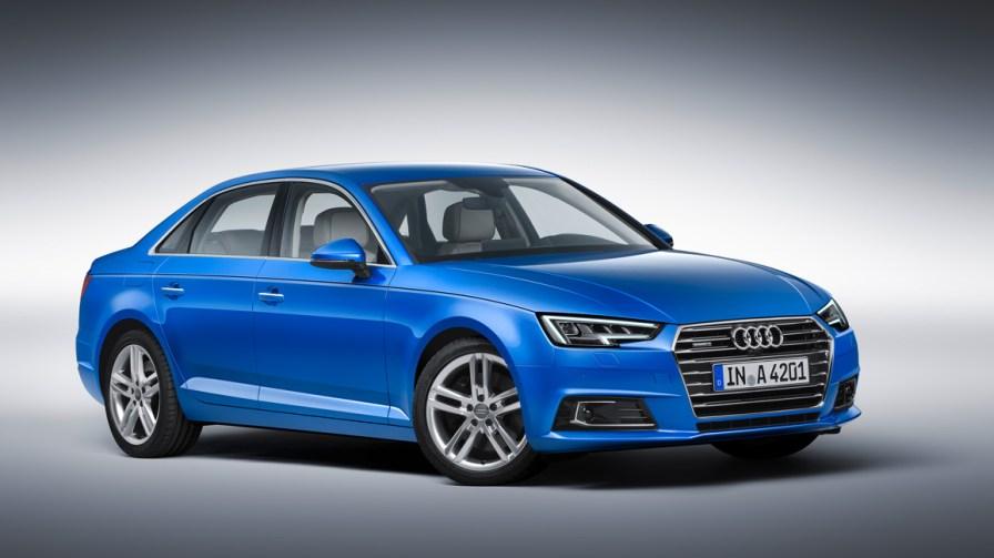 Neuer 2016 Audi A4 B9 - Limousine