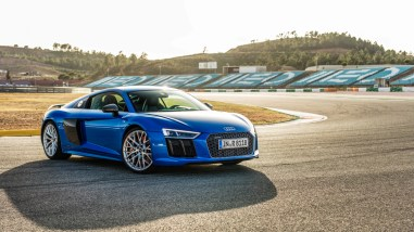 2016 Audi R8 V10 plus in Arablau