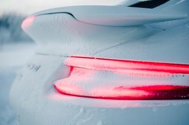 Porsche Driving Experience Levi, Finnland - Porsche 911 Turbo S 991.2