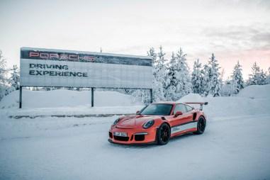 Porsche Driving Experience Levi, Finnland - Porsche 911 GT3 RS