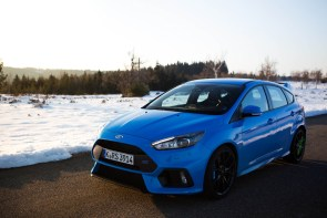 Ford Focus RS Mk3 - Nitrous Blue (Marcel Langer Photography)