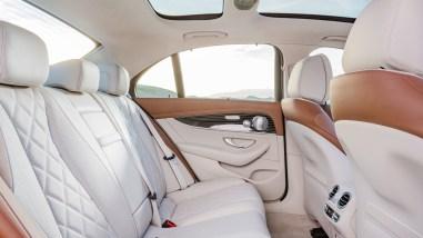 Mercedes-Benz E-Klasse W213 Innenraum/Cockpit