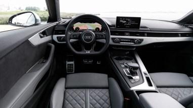Audi S5 Coupé Innenraum