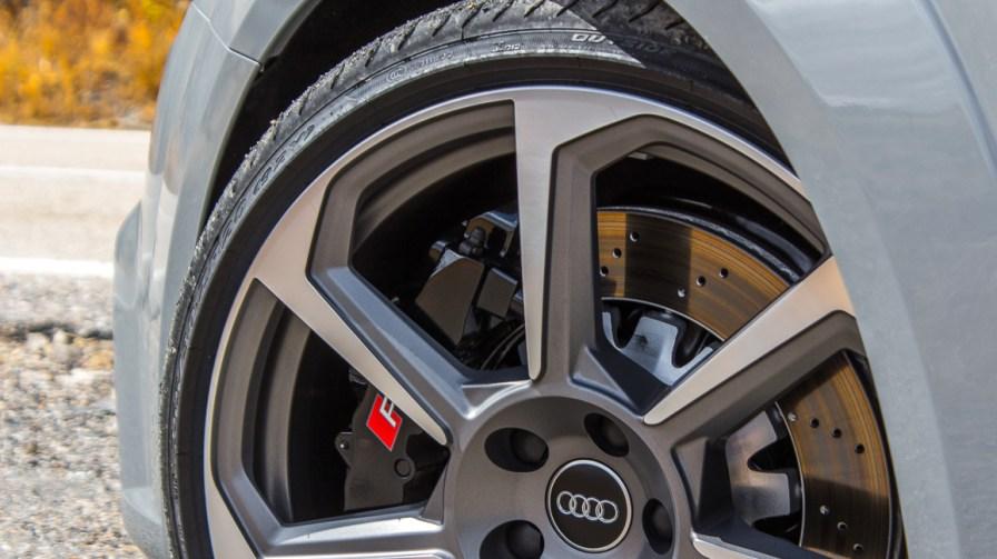 Audi TT RS Cabrio 2016 Nardograu