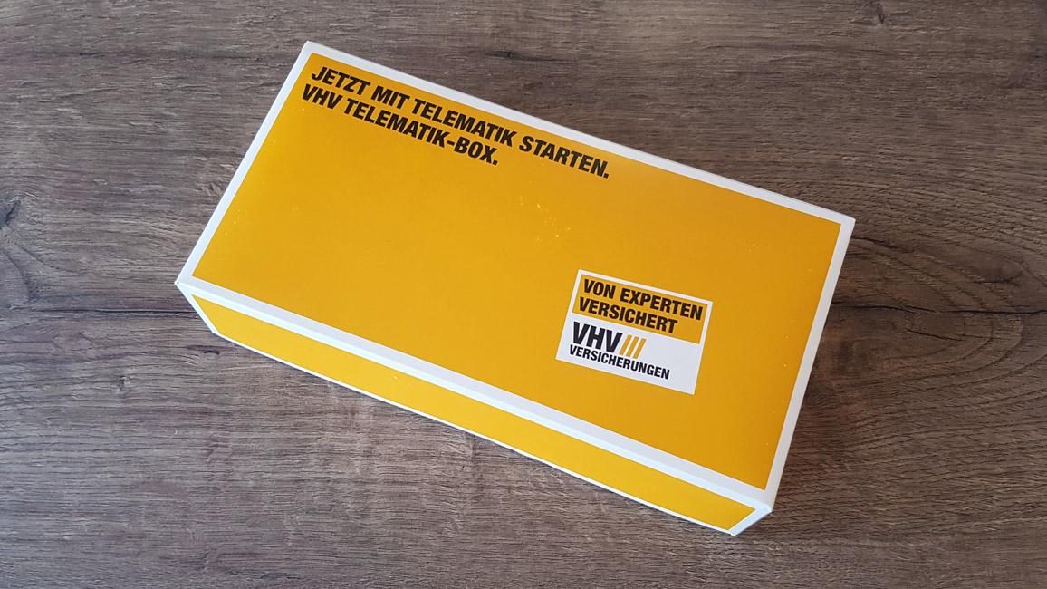 Sauber Fahren Autoversicherung Sparen Vhv Telematik Box