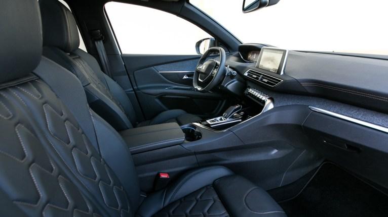 Peugeot 3008 Cockpit und Innenraum