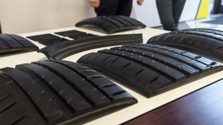 Die unterschiedlichen Reifenprofile im Vergleich