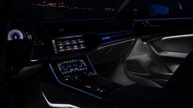 Ambiente-/Konturbeleuchtung Audi A6 (C8) 45 TDI quattro ultra