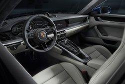 Porsche 911 Carrera 4S 992 Innenraum