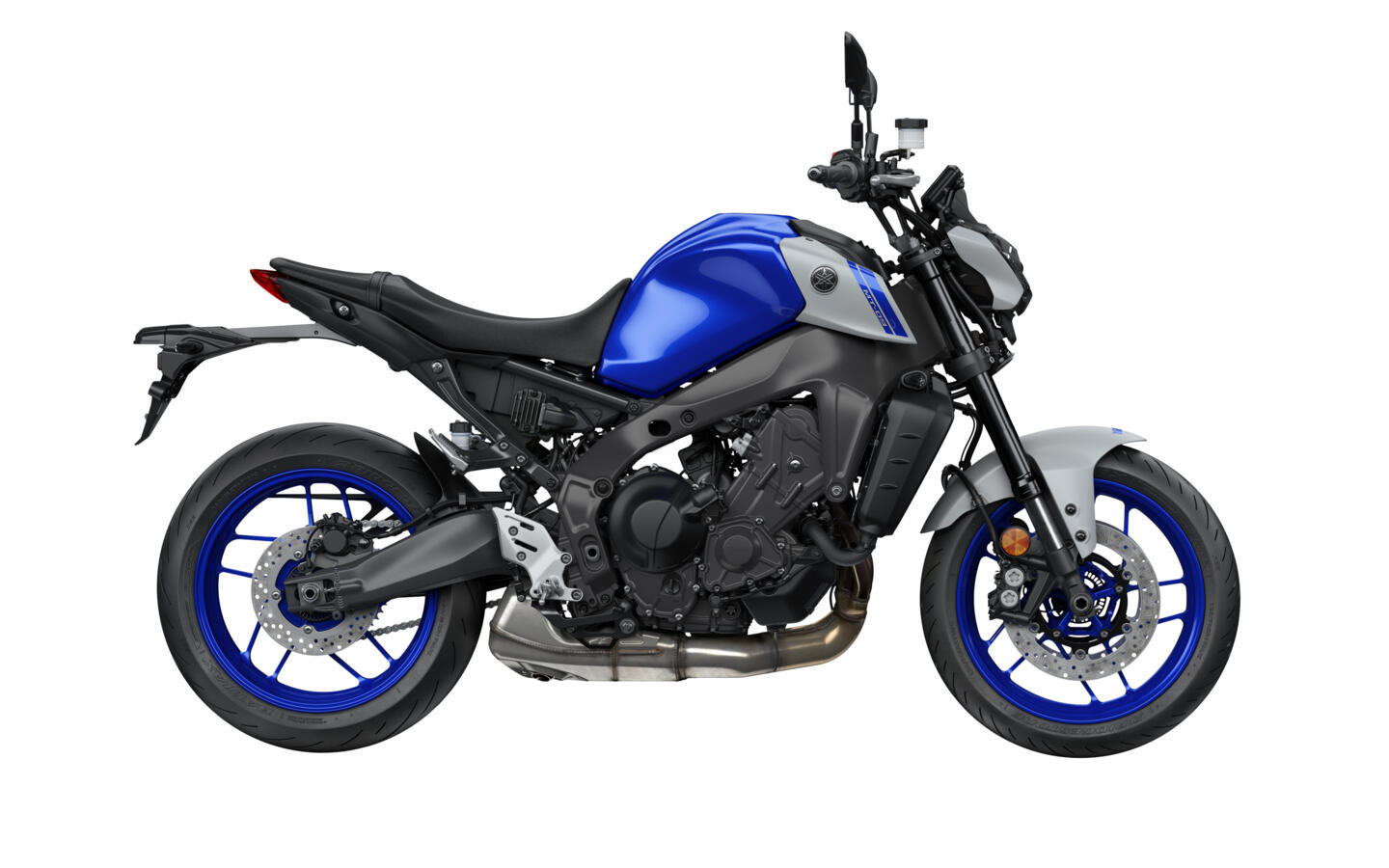 Yamaha MT-09 2021 in Icon Blue