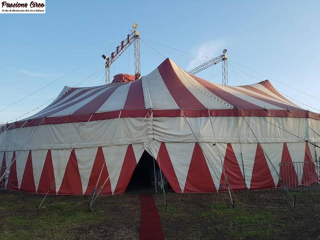 Circo Romina Orfei – Acrobati della pandemia