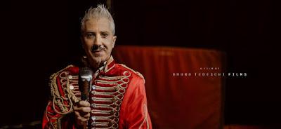 Il videoclip musicale di Giovanni Cangialosi al Circo Rinaldo Orfei