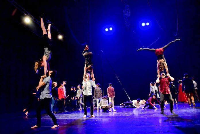Audizioni Flic Scuola di Circo