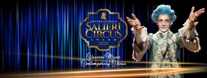 Il circo in musica, a Legnago il Salieri Circus