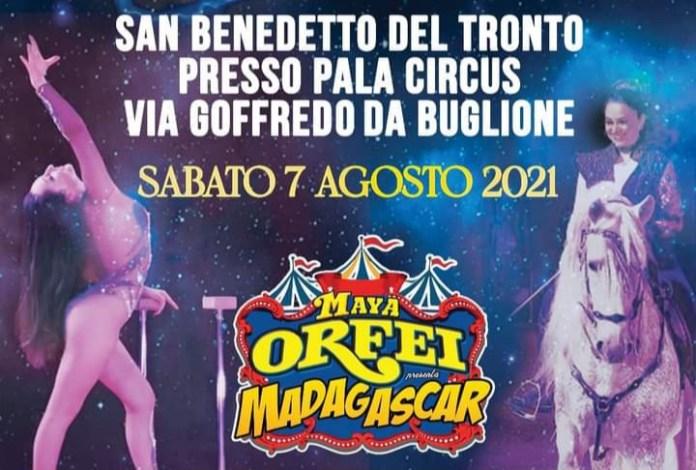 7 agosto Gara Nazionale Ginnastica Acrobatica Circense