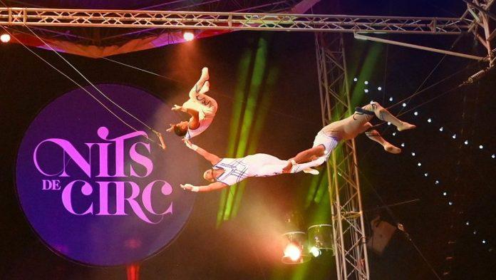 Al via il gala internazionale Circus Nights le foto