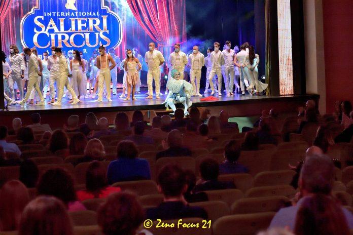Iniziato con il sold out, il Salieri Circus Award di Legnago
