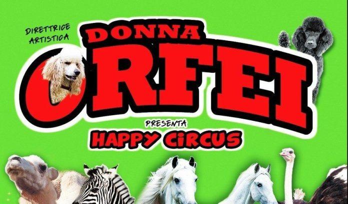 Il Circo Donna Orfei riparte da Barcellona Pozzo di Gotto